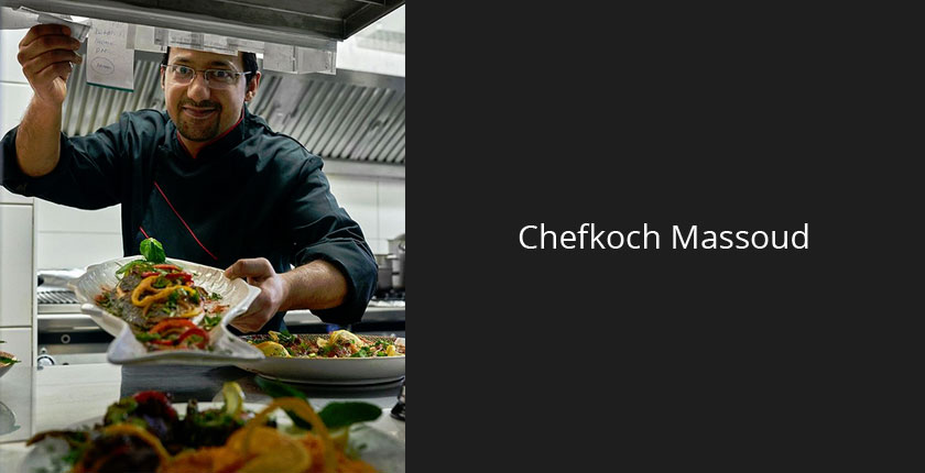 Chefkoch Massoud