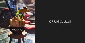 Opium Cocktail | Bamyan Narges München
